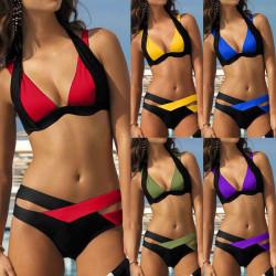 Jupe courte plissée en laine